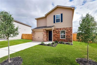 Jarrell Single Family Home For Sale: 772 Yearwood Ln