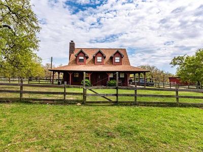 Single Family Home For Sale: 356 Jones Rd