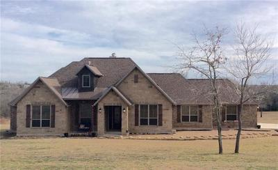 Cedar Creek Single Family Home For Sale: 139 Pavilion Dr