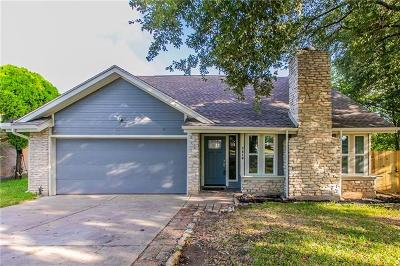 Single Family Home For Sale: 2610 Water Well Ln