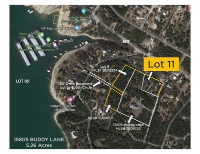 Residential Lots & Land For Sale: LOT 11 Buddy Ln