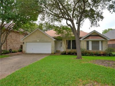 Austin Single Family Home Pending - Taking Backups: 10603 Londonshire Ln