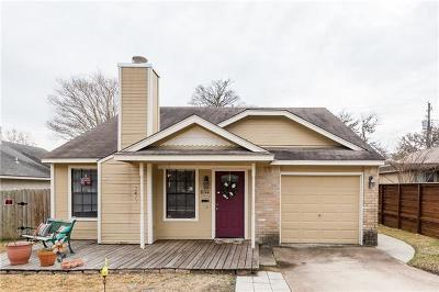 Hays County, Travis County, Williamson County Single Family Home For Sale: 8744 Birmingham Dr