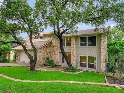 Austin Single Family Home Pending - Taking Backups: 5308 Doe Valley Ln