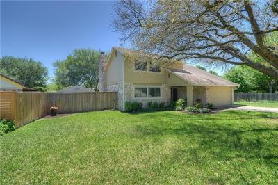 Austin Single Family Home For Sale: 2407 Stone River Dr