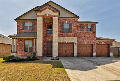 Pflugerville Single Family Home For Sale: 1205 Strickling Dr