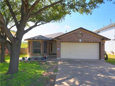 Single Family Home For Sale: 9012 Francia Trl