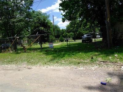 Austin Residential Lots & Land Pending - Taking Backups: 1118 Henninger St