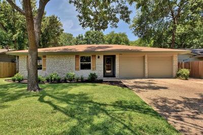 Austin Single Family Home Pending - Taking Backups: 8500 Millway Dr