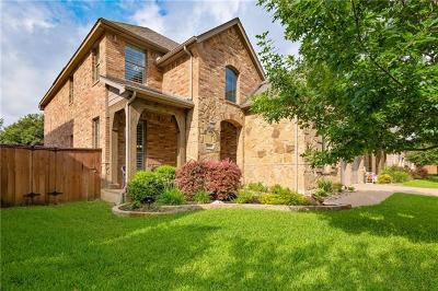 Cedar Park Single Family Home Pending - Taking Backups: 3910 Knob Creek Ln