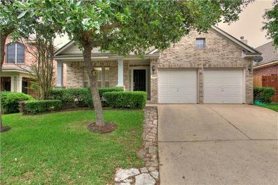 Austin Single Family Home Pending - Taking Backups: 5104 Bluestar Dr