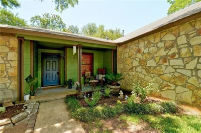 Travis County Single Family Home For Sale: 9509 Marsh Dr