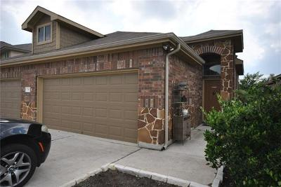 Hutto Rental For Rent: 1412 Muirfield Bend Dr #B