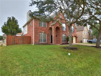Georgetown Single Family Home For Sale: 701 Belmont Dr