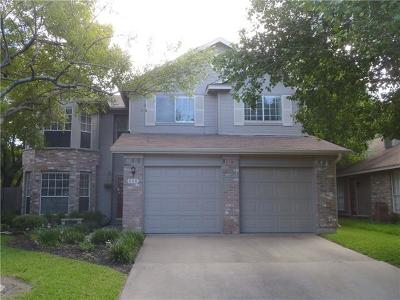 Single Family Home For Sale: 808 Brook Bnd