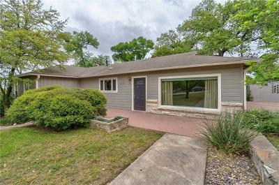 Austin Single Family Home For Sale: 1101 Manlove St