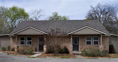 Austin Multi Family Home Pending - Taking Backups: 7002 Oak Meadow Cir