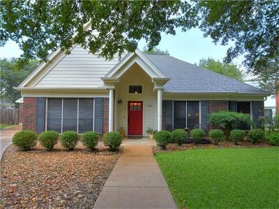 Travis County Single Family Home For Sale: 6302 Walebridge Ln