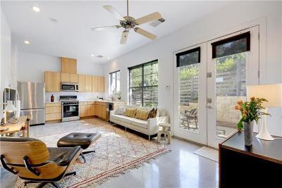 Austin Condo/Townhouse For Sale: 707 Cardinal Ln #B2