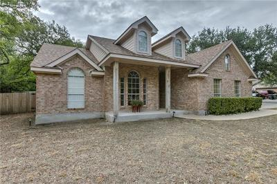 Georgetown Single Family Home For Sale: 900 Bosque Trl