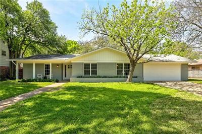 Austin Single Family Home For Sale: 4111 Far West Blvd
