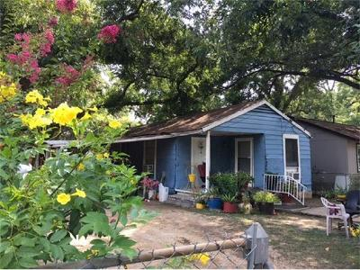Single Family Home For Sale: 3005 Castro St