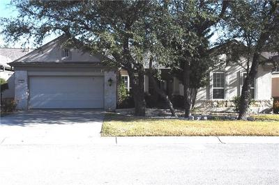 Georgetown Single Family Home For Sale: 116 Whirlwind Cv