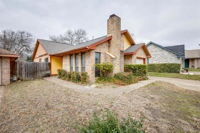 Temple Single Family Home For Sale: 4804 Stone Ridge Dr
