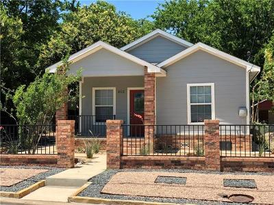 Austin Single Family Home For Sale: 2112 E 16th St