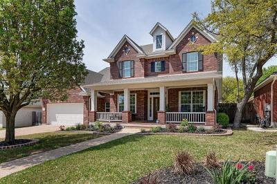 Cedar Park Single Family Home Pending - Taking Backups: 1723 Nelson Ranch Loop