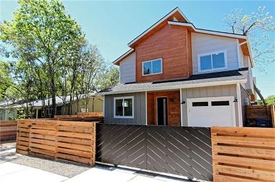 Single Family Home For Sale: 707 Franklin Blvd #1