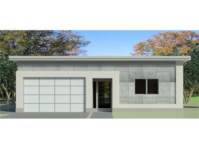 Lago Vista Single Family Home For Sale: 21425 Patton Ave