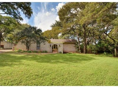 Travis County Single Family Home Pending - Taking Backups: 1300 Silver Hill Dr