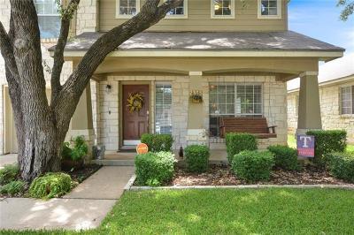 Cedar Park Single Family Home Pending - Taking Backups: 2305 Natalie Cv