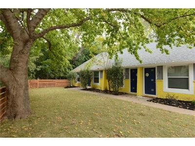 Austin Multi Family Home Pending - Taking Backups: 3450 Willowrun Dr