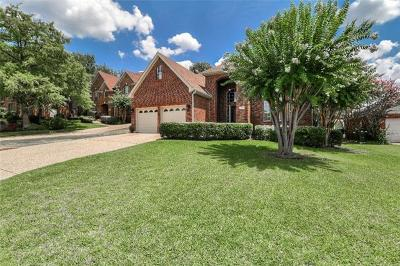 Travis County Single Family Home For Sale: 10027 Circleview Dr