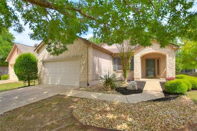 Georgetown Single Family Home For Sale: 513 Texas Dr