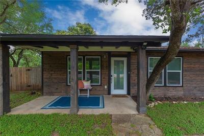 Austin Single Family Home For Sale: 16020 Agua Vis
