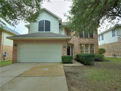 Travis County Single Family Home Pending - Taking Backups: 6023 Bel Fay Ln