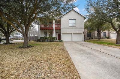 Travis County Single Family Home For Sale: 13200 Kincaid Ct