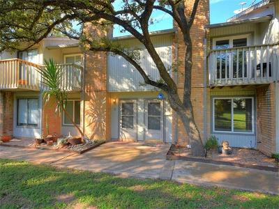 Austin Condo/Townhouse For Sale: 4204 Hudson Bend Rd #B