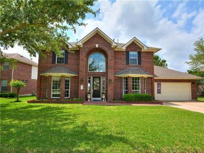 Pflugerville Single Family Home Pending - Taking Backups: 2613 Amen Corner Rd