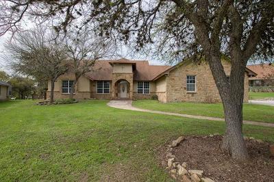 San Marcos Single Family Home For Sale: 104 High Ridge Cir