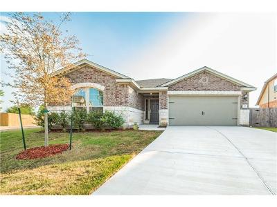 San Marcos Single Family Home For Sale: 201 Leather Oak Loop