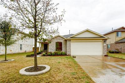 Bastrop Single Family Home For Sale: 305 Pack Horse Dr