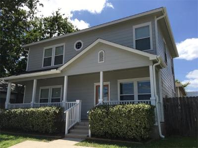 Austin Single Family Home For Sale: 1812 Ulit Ave #A