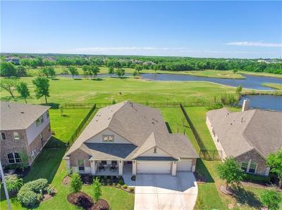 Manor Single Family Home Pending - Taking Backups: 16916 John Michael Dr