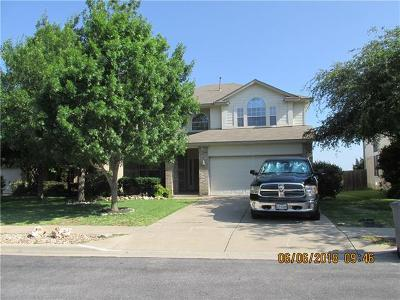 Austin Single Family Home Pending - Taking Backups: 12009 Springs Head Loop
