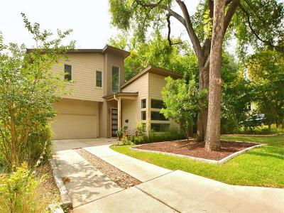 Travis Heights, travis heights, Travis Heights Condo The Amd Single Family Home For Sale: 2119 Glendale Pl