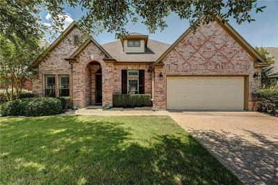 Steiner Ranch Single Family Home For Sale: 12613 Belcara Pl